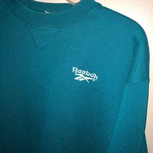 Vintage Reebok crewneck sweatshirt